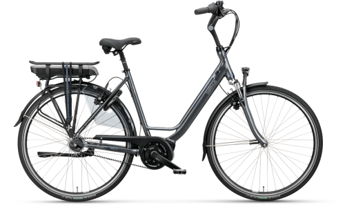 Relaxte tour type fiets