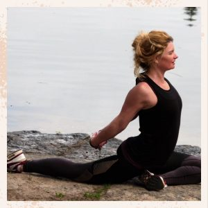 Yoga poses voor thuis