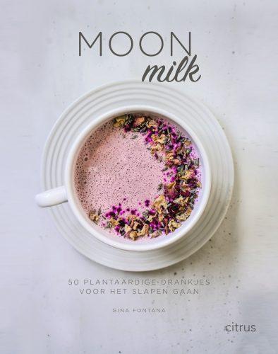 Moonmilk cover Maak je eigen natuurlijke slaapdrankje