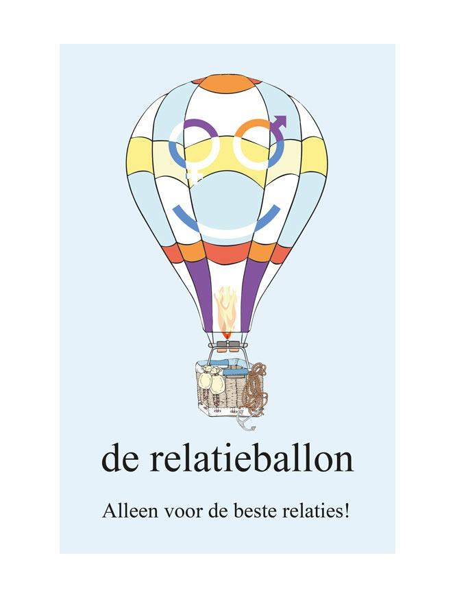wendy2 De Relatieballon - Ruud de Goey