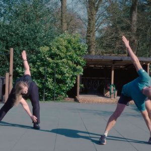Workout van Mike en Hannelore. Doe mee!