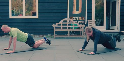 Workout van Hannelore en Mike: deel 2