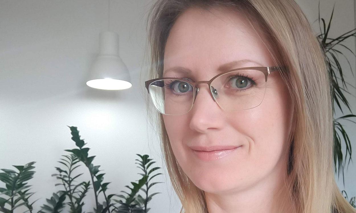 Eva Louise ontdekte op haar negenentwintigste dat ze autisme heeft.
