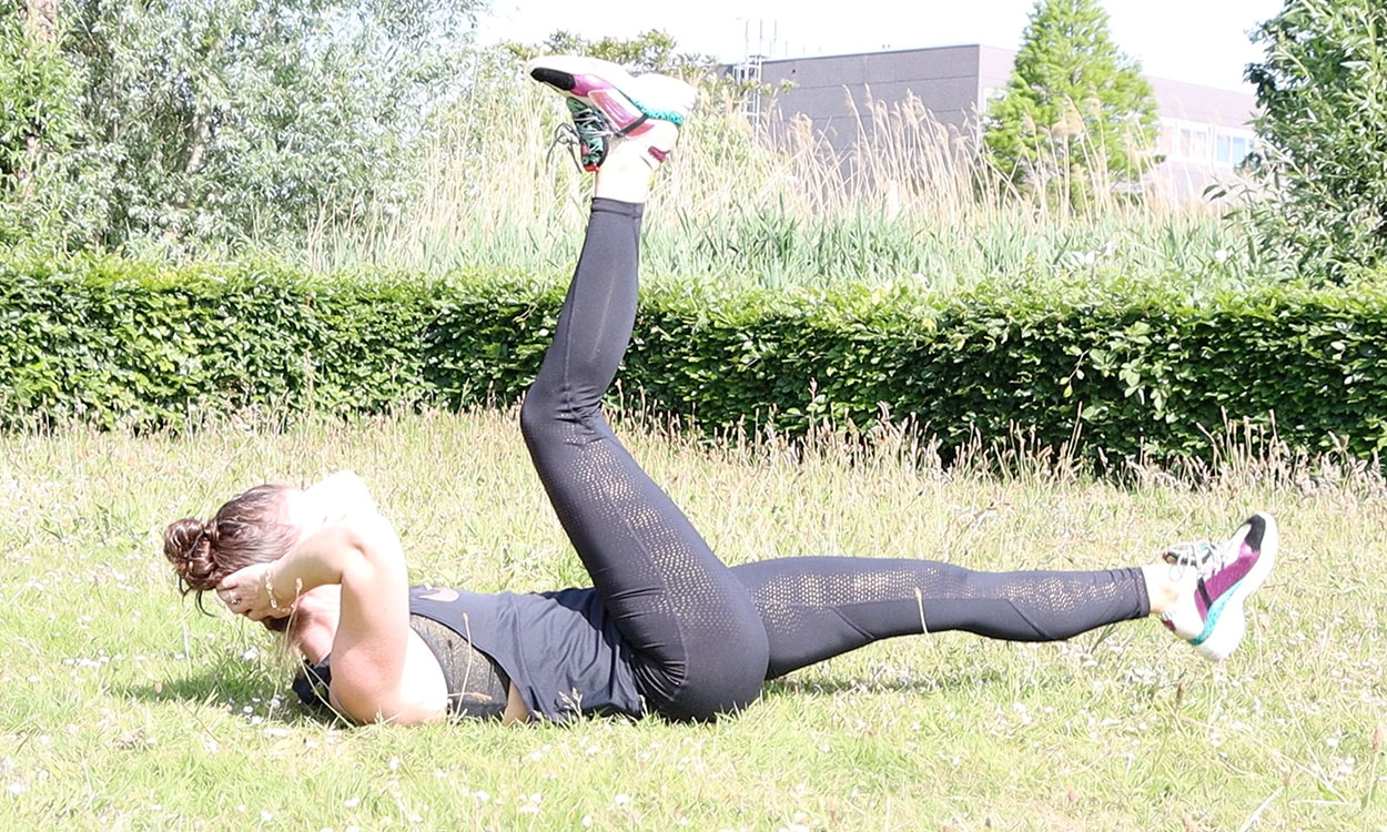 Kelby's 10 minuten workout