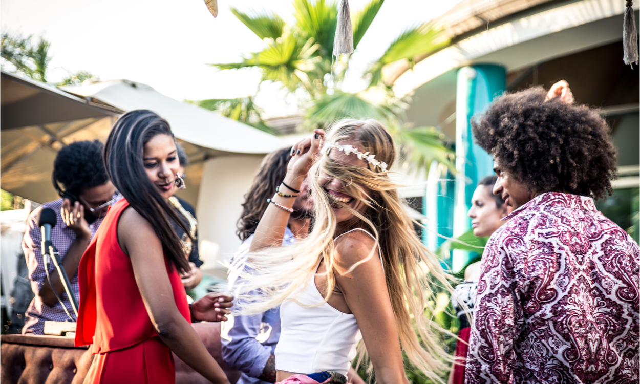 zomer Ibiza