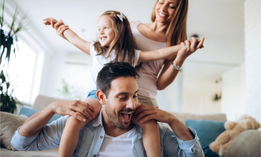 stress verminderen in gezin