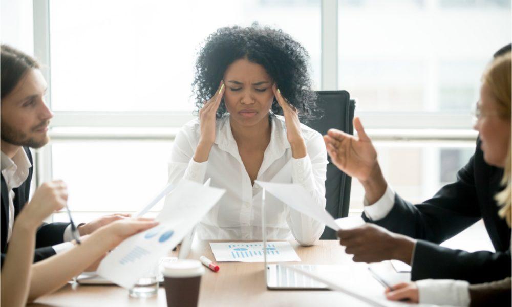hoogsensitieve mensen slechte werksfeer