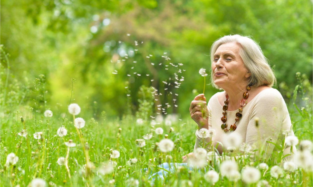 vrouwen rond hun vijftigste minder zin hebben om te zorgen