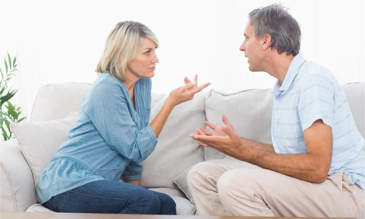 Zeuren tegen je partner