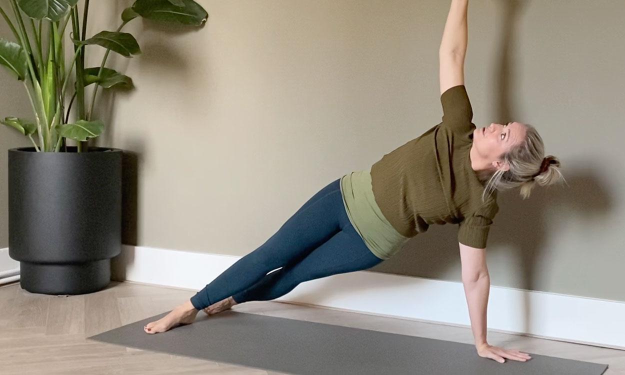 yoga die helpt om lusteloosheid tegen te gaan