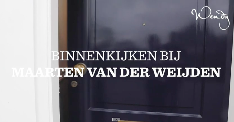 Schermafbeelding 2021 01 20 om 14.25.31 Binnenkijken bij Maarten van der Weijden