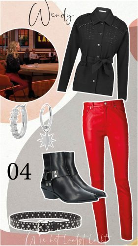 whll aflevering outfit 4 Wendy's outfit - Wie het laatst lacht (afl. 4)