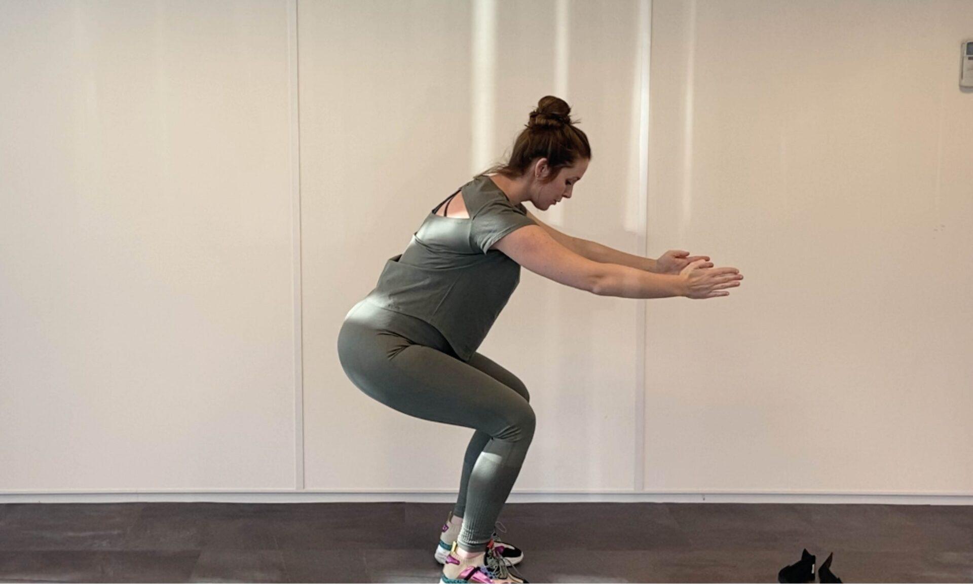 workout zwanger