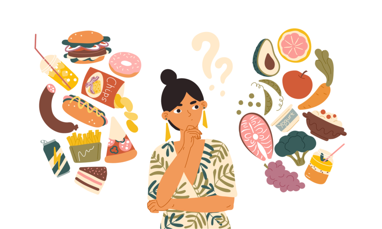voedingsgedrag veranderen