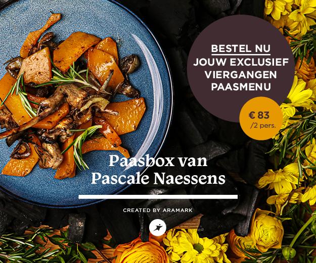 2 Pascale Naessens lanceert foodbox voor Pasen