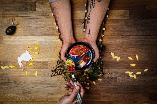 asls Pascale Naessens lanceert foodbox voor Pasen