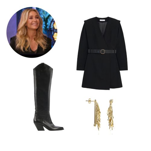 Moodboard outfit WWM Wendy's outfit - We Want More (seizoen 2 afl. 6)