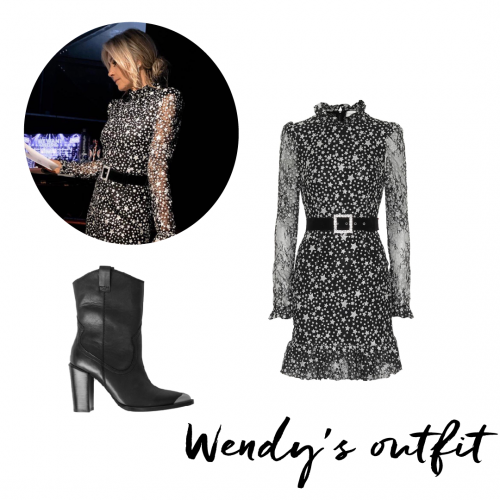 wendys outfit artkel Wendy's outfit - We Want More (seizoen 2 afl. 7)