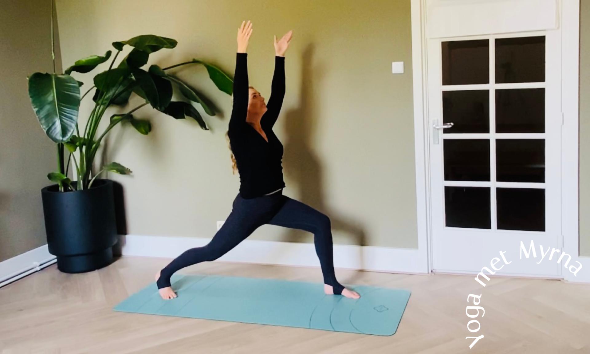 yoga voor meer kracht