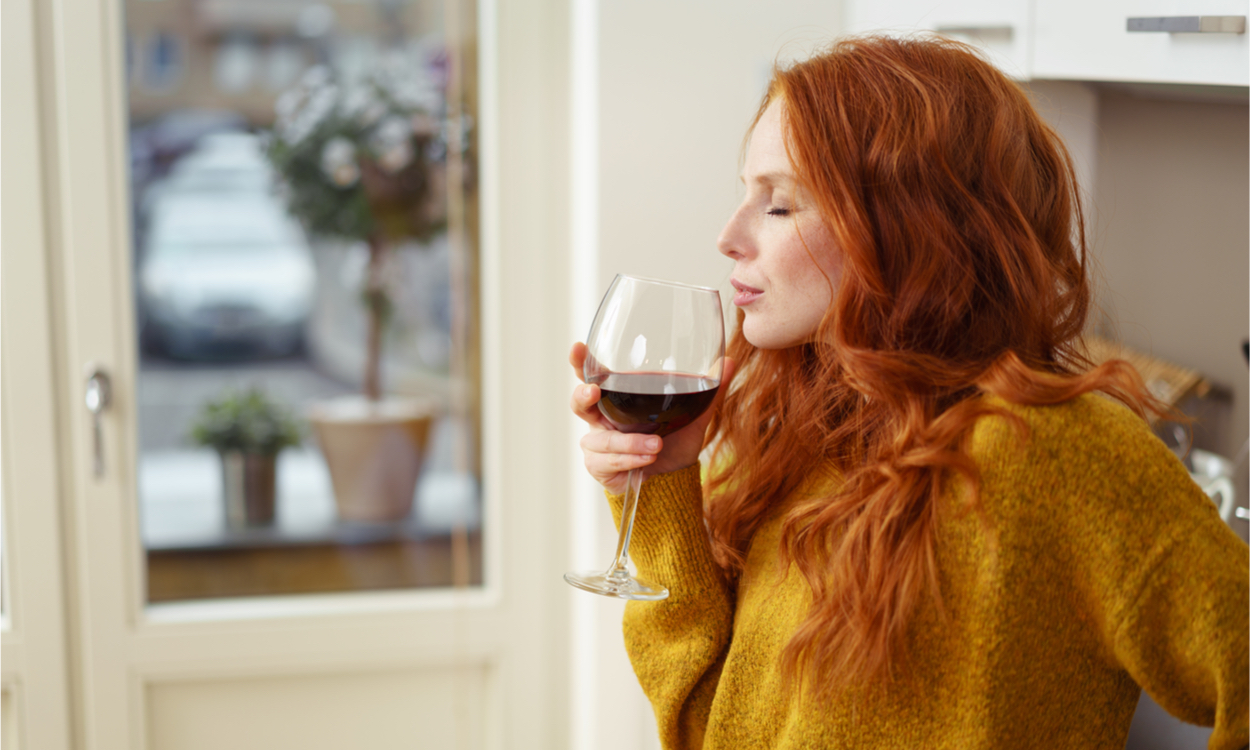 oppassen met alcohol
