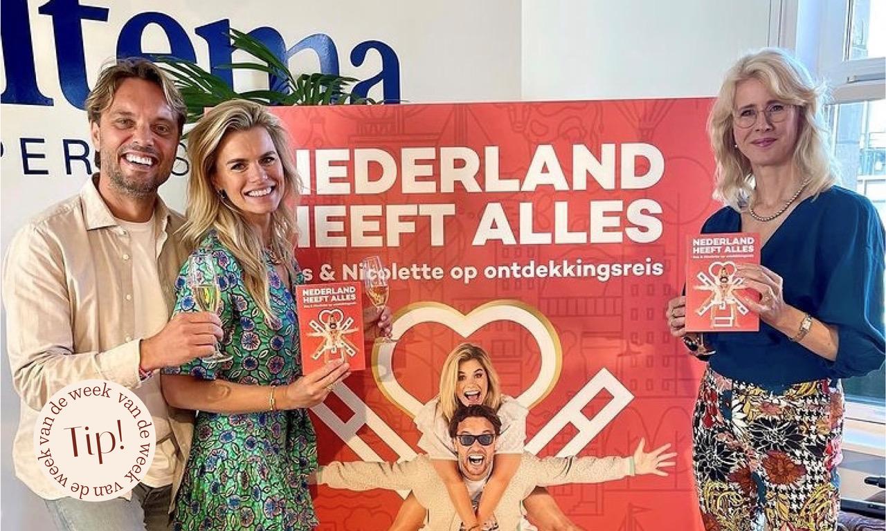 leukste plekjes in Nederland