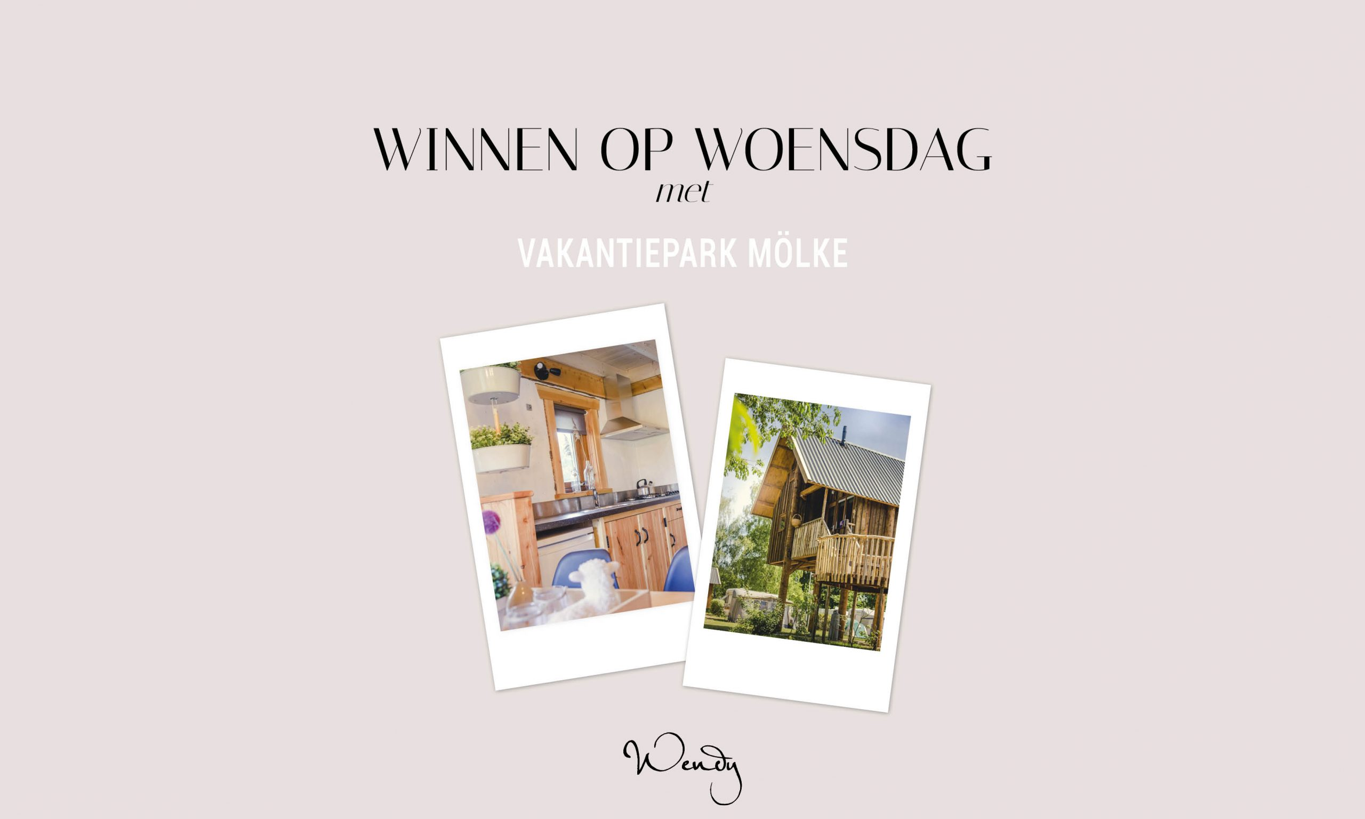 GOEDE HEADER scaled Winnen op woensdag: win een overnachting in een knusse boomhut op vakantiepark Mölke!