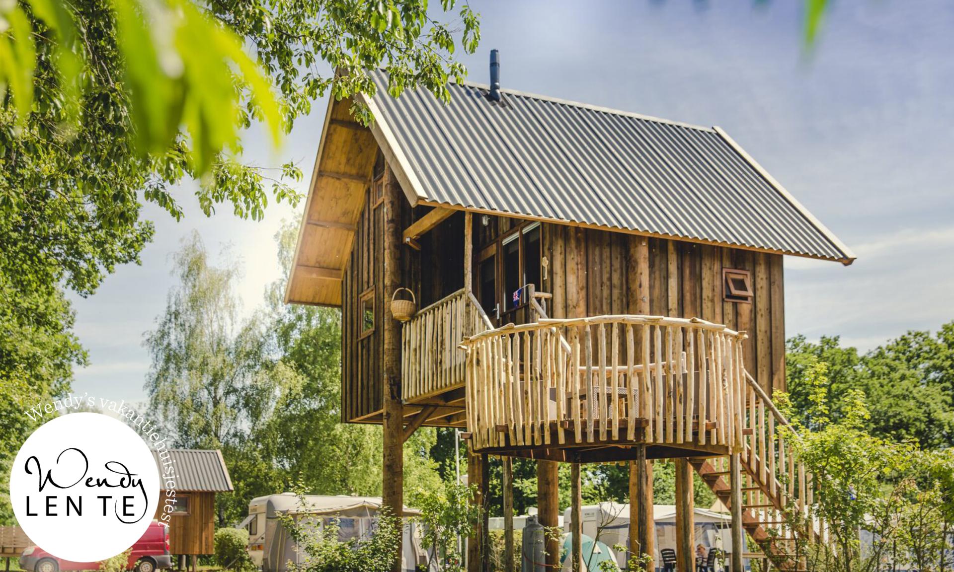 Header voorstel 1 1 Wendy's vakantiehuisjestest: Boomhut op vakantiepark Mölke