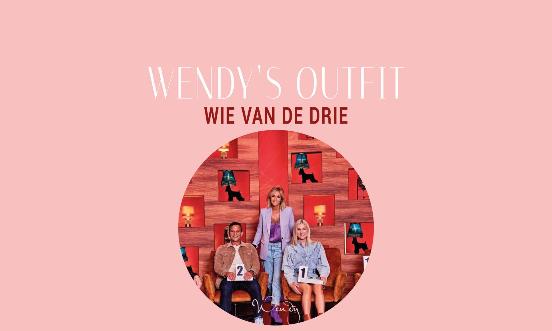 0C9AAAB5 59C9 44F8 809F 69CE2F9336F1 scaled Wendy's outfit - Wie van de drie (seizoen 3 afl. 1)