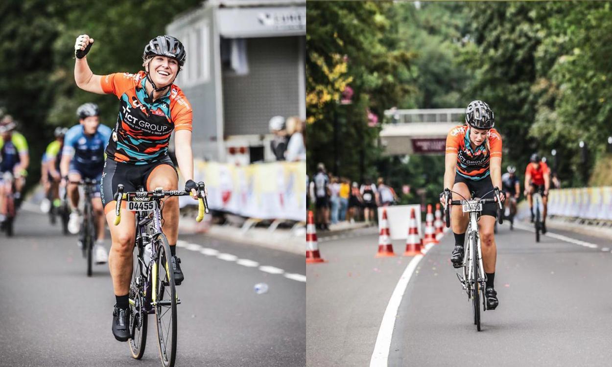 ervaringen tijdens de Amstel Gold Race