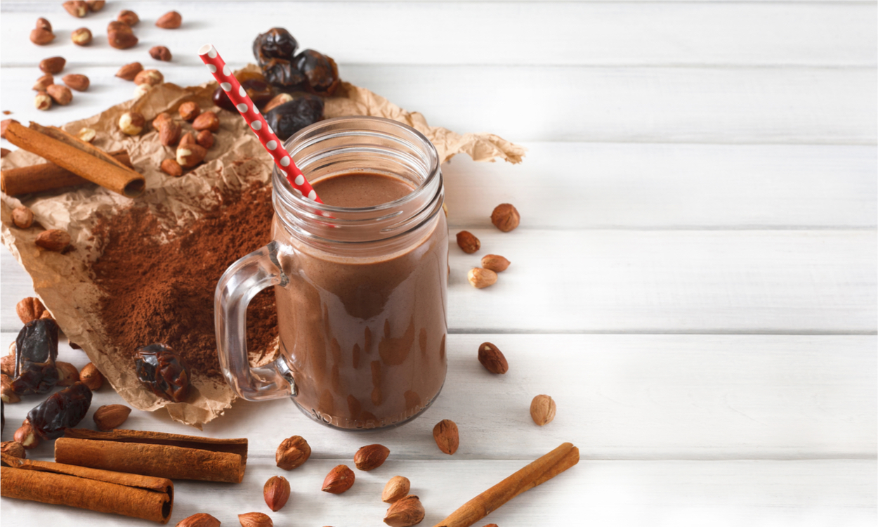 Nutella smoothie