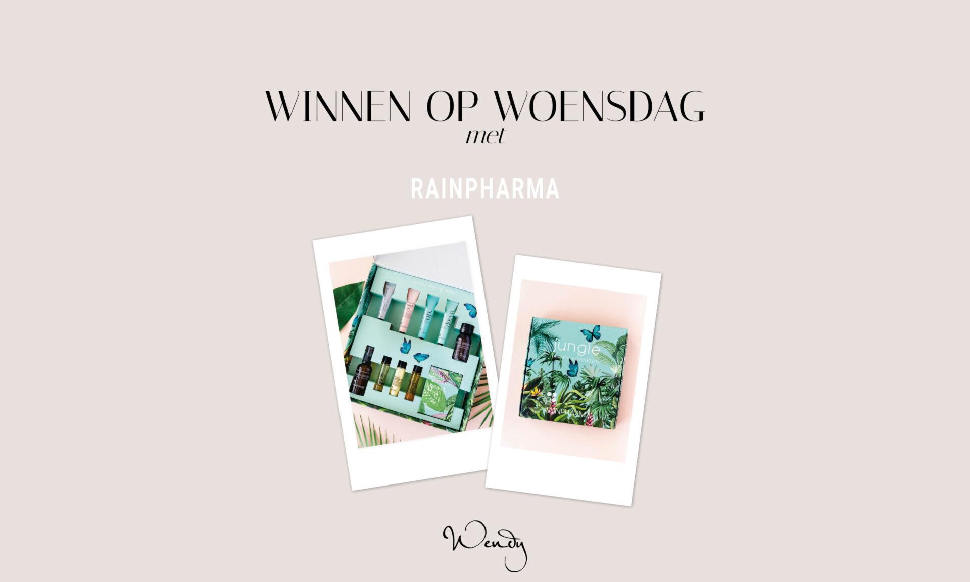 winnen op woensdag 28 9 scaled Winnen op woensdag: win een RainPharma Jungle Beauty Adventure box!