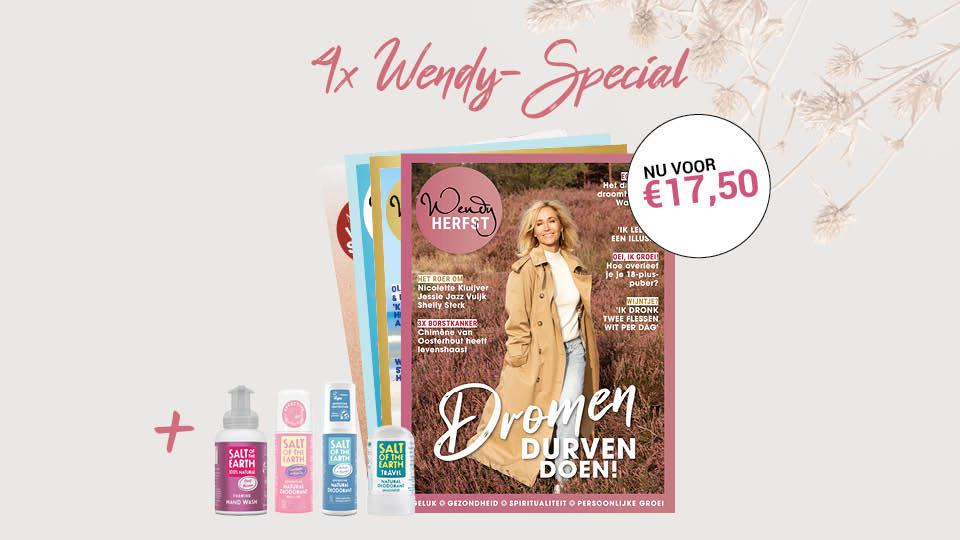 Website pomotie x samenwerking WendyOnline.nl - Jouw gids voor een geluk & gezonde lifestyle